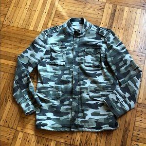 5ceb92ecddd0f Anine Bing Jackets & Coats - Anine Bing Army Camouflage Military Jacket M